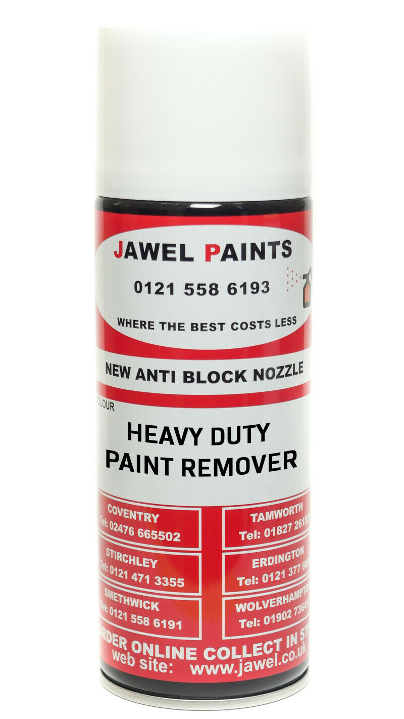 Heavy Duty Paint Remover Aerosol 400ML