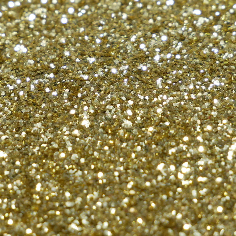 Pale Gold Flake/ Glitter 173g