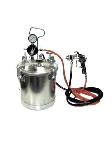 Pressure Pot Kit 10 Ltr