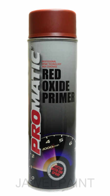 Promatic Red Oxide Primer 500ml Aerosol