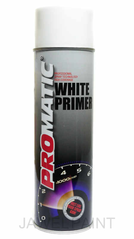 Promatic White Primer 500ml Aerosol