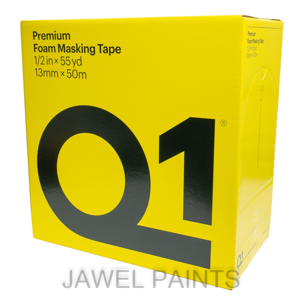 Q1 Soft Edge Foam Masking Tape