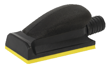 Dust-Free Sanding Block 70 x 125MM Velcro