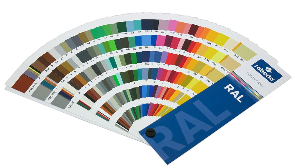 RAL Complete Colour Chart