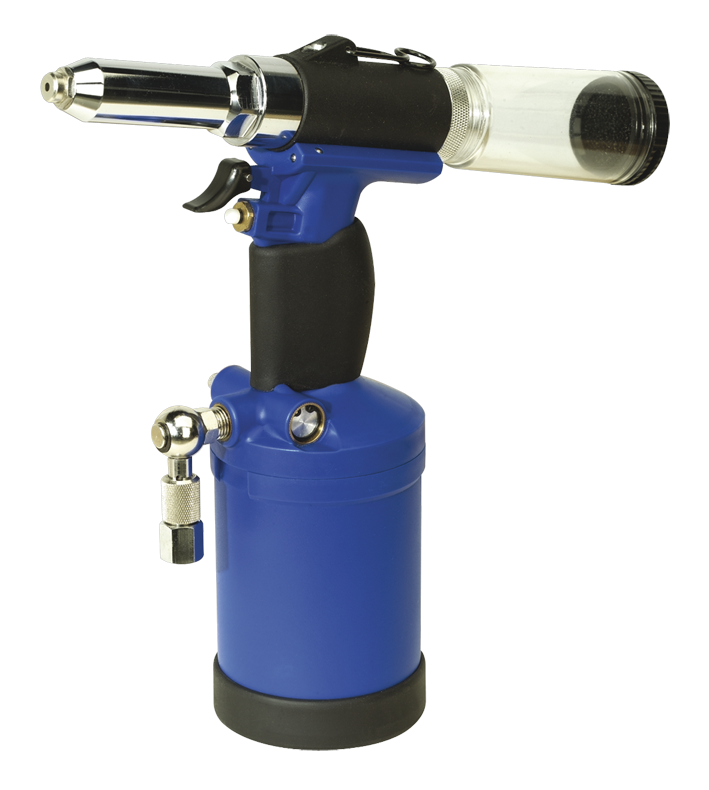 Sealey Air/Hydraulic Riveter Heavy-Duty Vacuum System