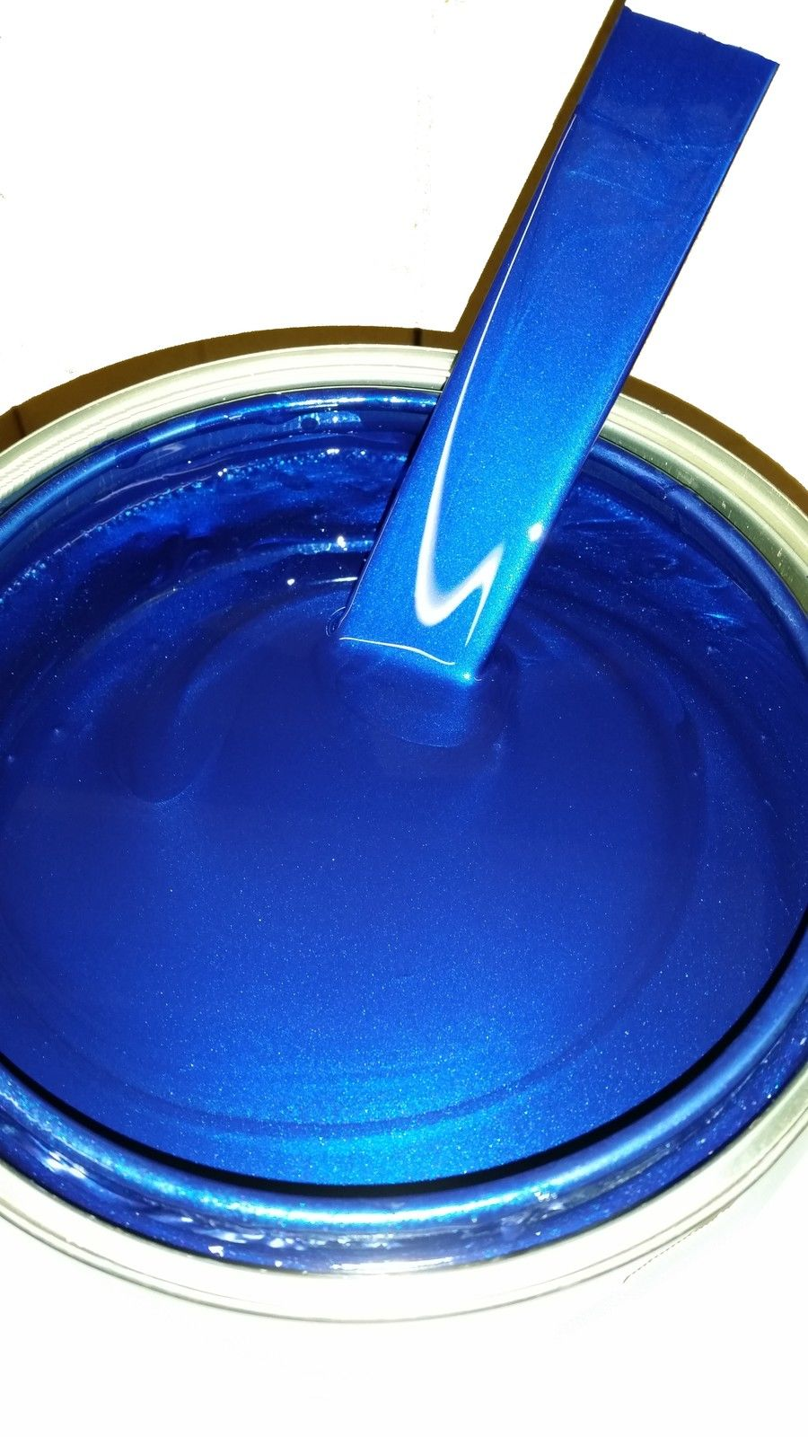 Paint Color Electric Blue Green