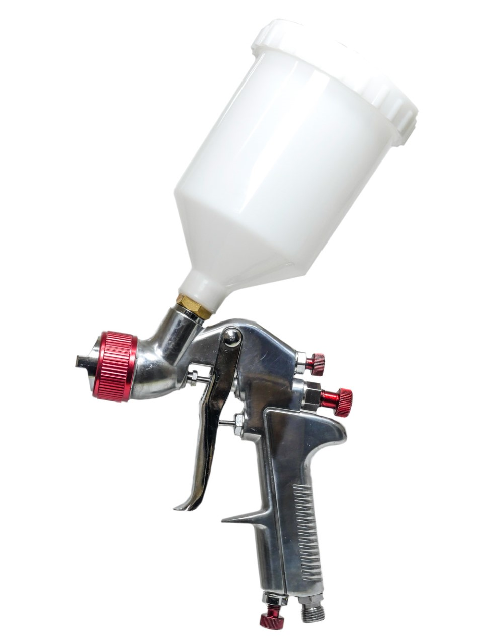 Gravity Feed Spray Gun Available in 1.4mm or 1.8mm