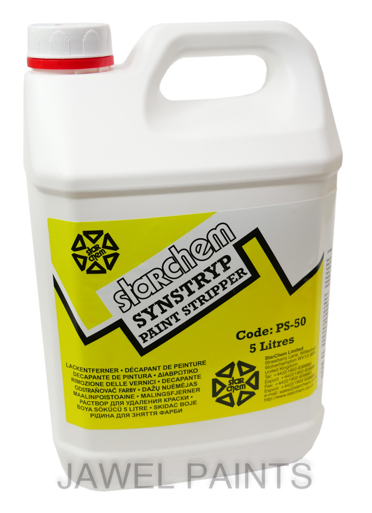 Starchem Paint Remover/ Stripper 5LT