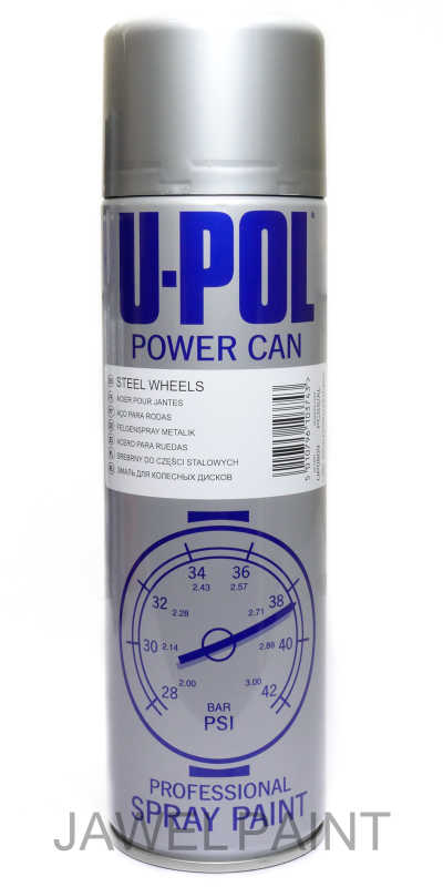 Power Can Steel Wheel Aerosol 500ML