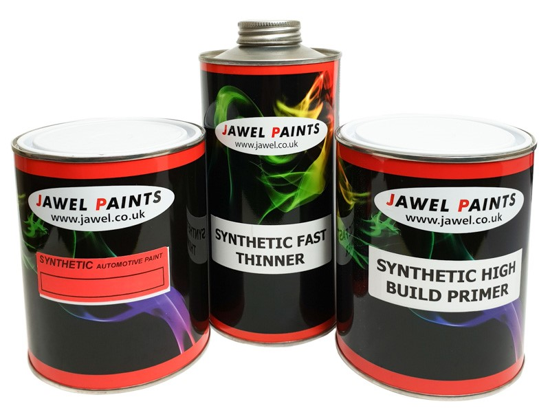 Synthetic Paint Bargain Kit 3Litre