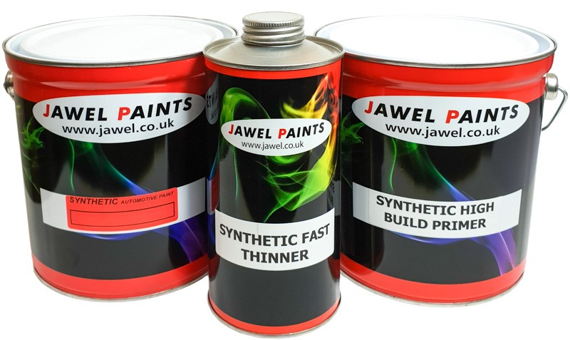 Synthetic Paint Kit with Primer 6Litre