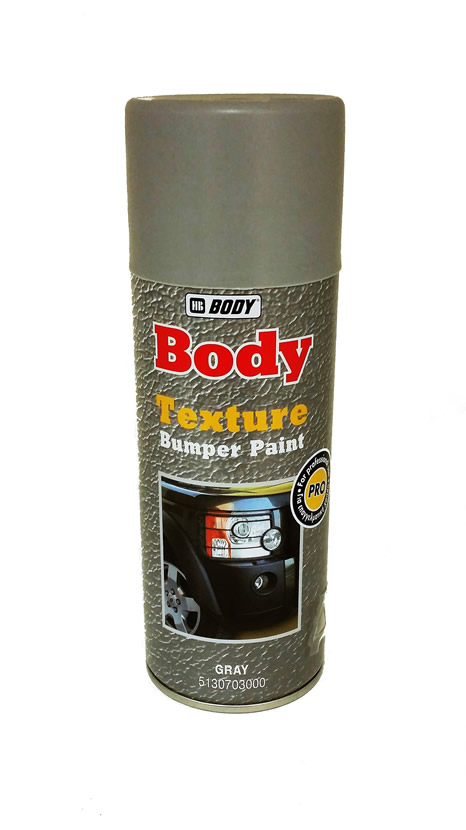 HB Body Texture Bumper Paint Aerosol 400ML