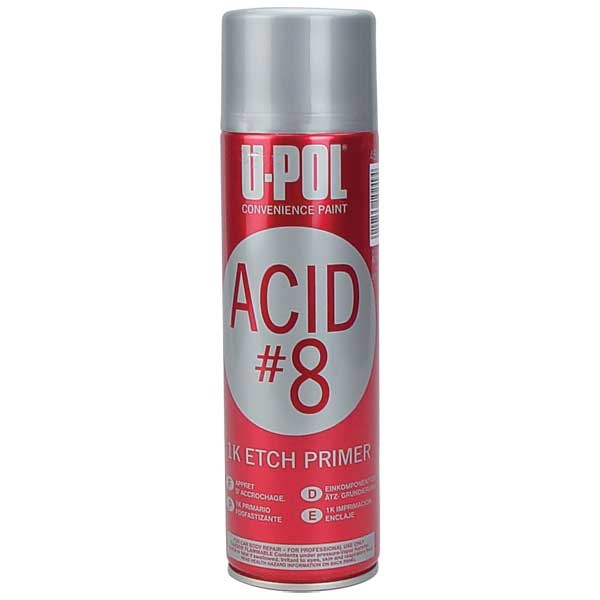 Acid 8 Etch Primer Aerosol 450ML