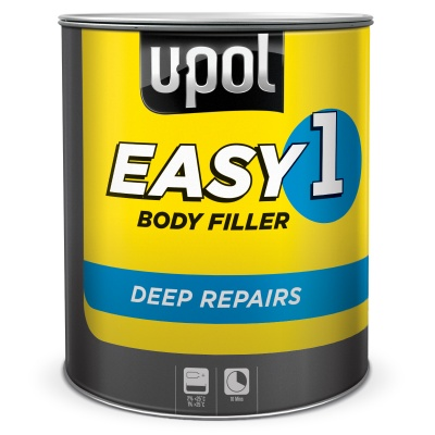 U-POL Body Filler Easy One 3.5L *Most Popular*