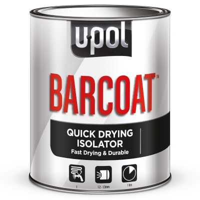 U-POL Barcoat Sealer Isolator 1LTR