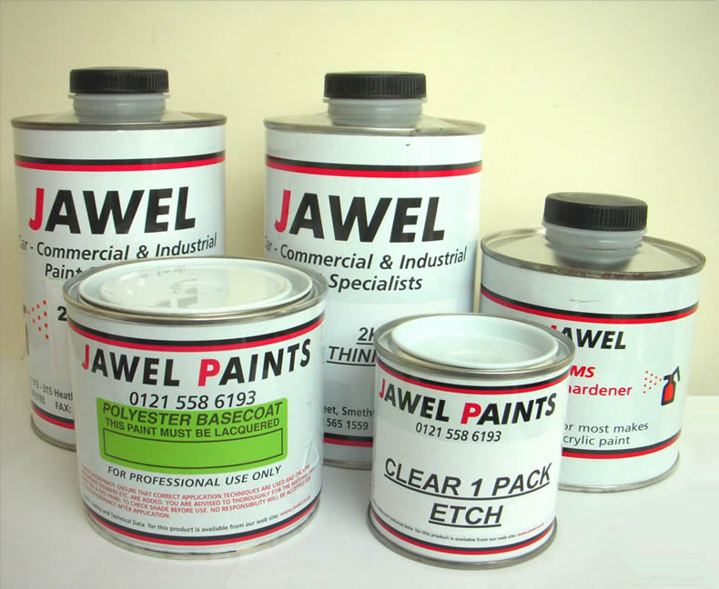 Alloy Wheel Refurbishment Paint Kit 3.25LTR