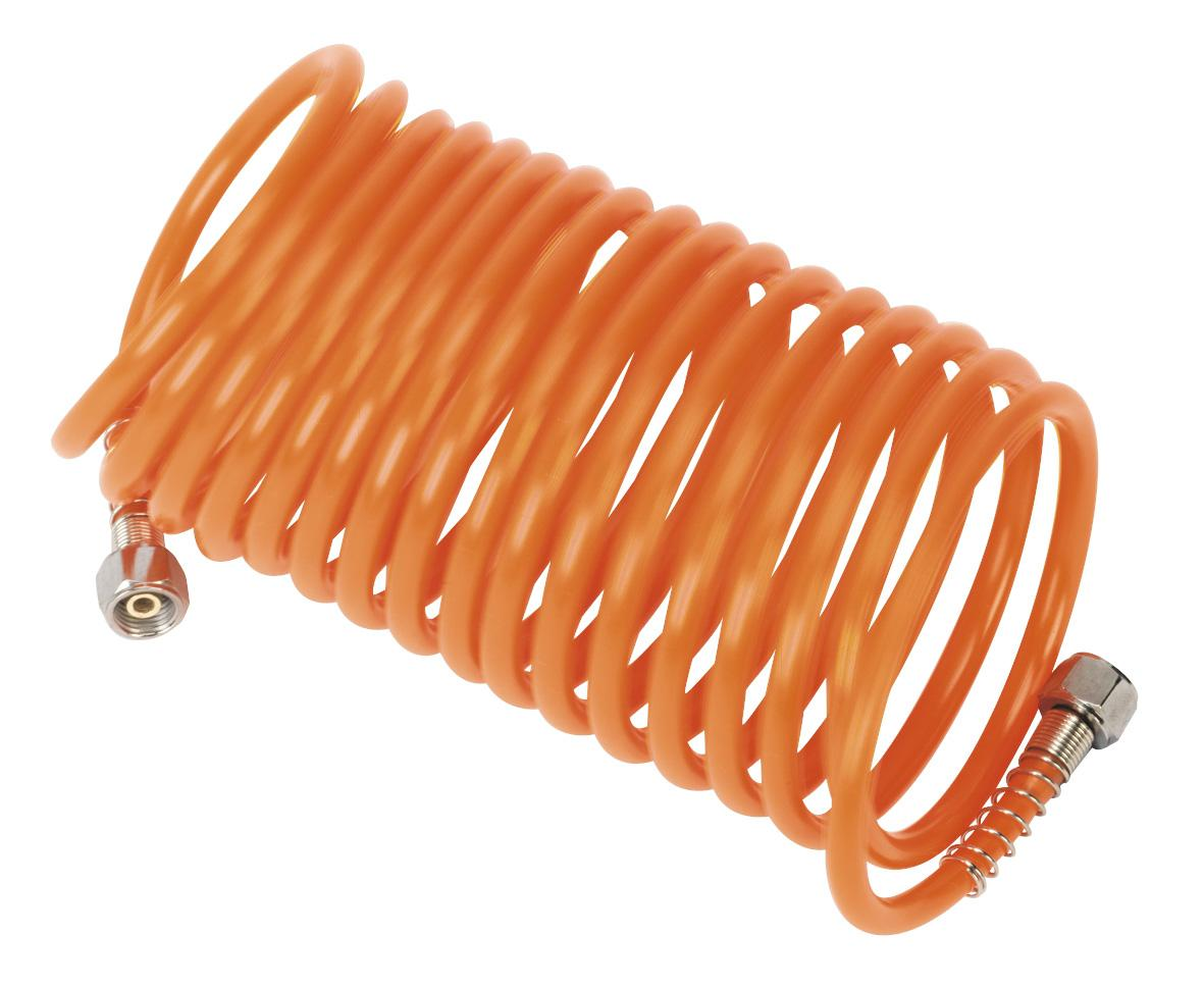 Hose Plastic Coil Type 6M Air