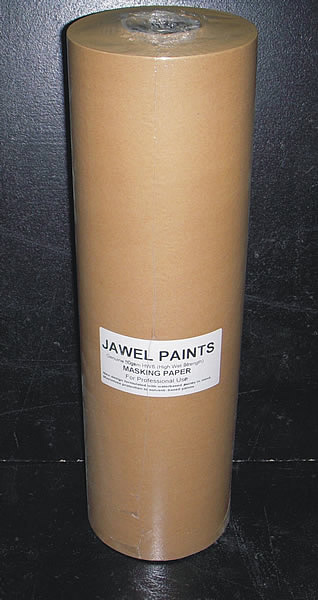 Masking Paper Roll 12""