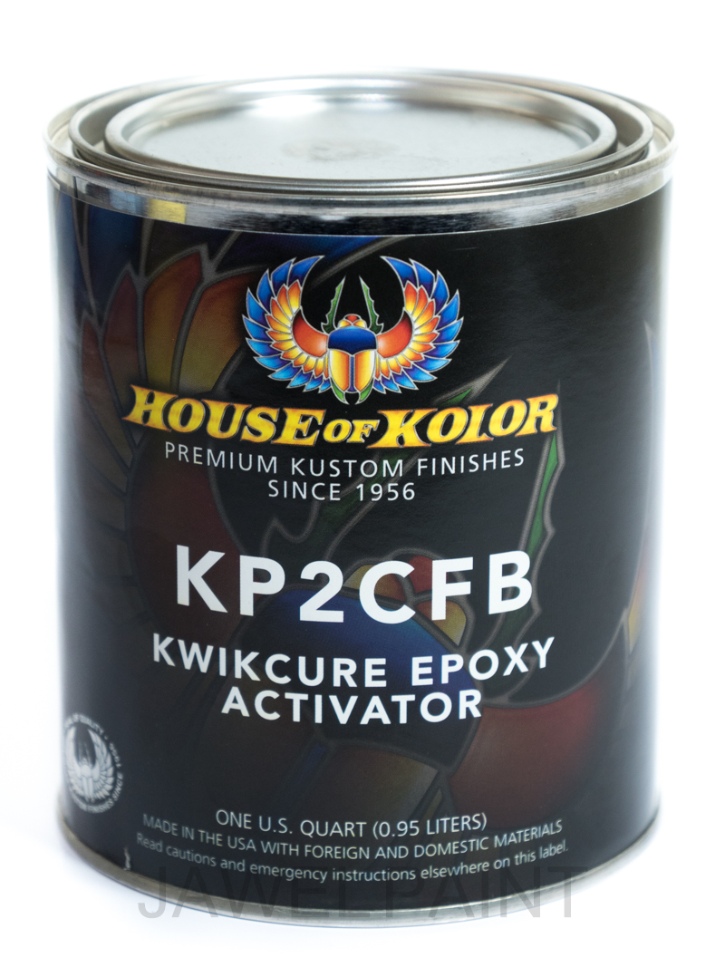 KWIKURE Epoxy Primer (chromate free) Part B US QT