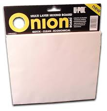 U-POL Onion Mixing Board Multi-Layer