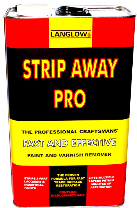 Langlow Paint Remover/ Stripper 5LTR