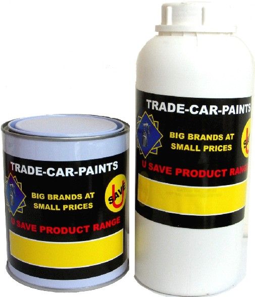2 Pack Etch Primer Kit 2Litre