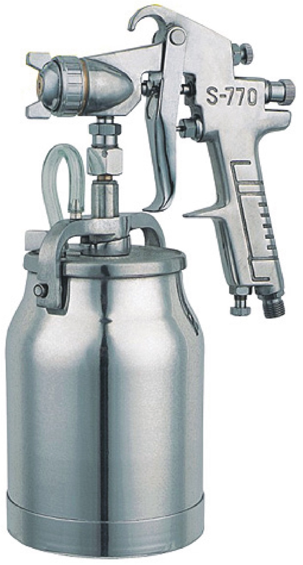Spray gun suction feed gravity feed for Spray gun for oil based paints