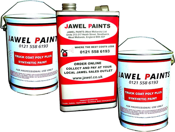 Synthetic Paint Bargain Kit 15Litre
